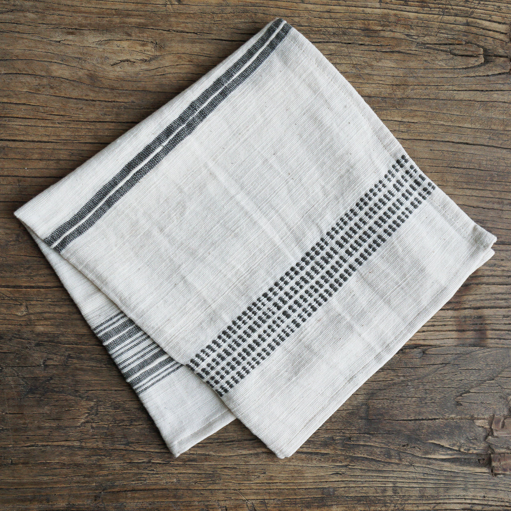 Aden Cotton Napkin - Natural