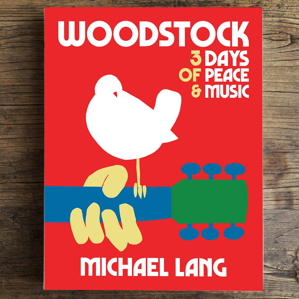 Michael Lang: Woodstock 3 Days of Peace & Music