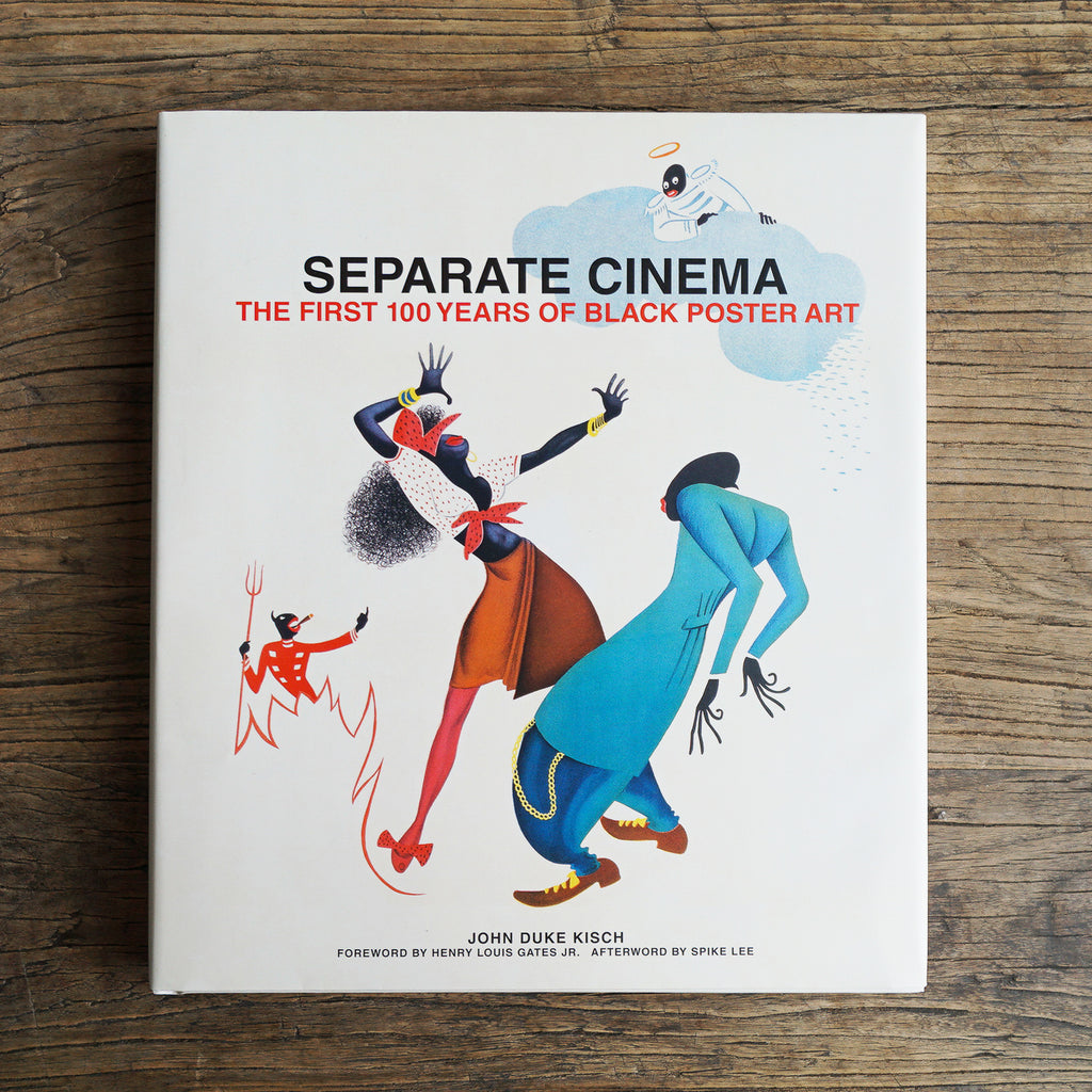 Separate Cinema - The 1st 100 Years of Black Poster Art*