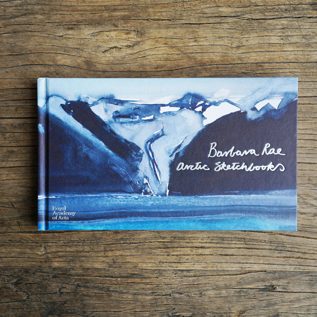 Barbara Rae: Arctic Sketchbooks