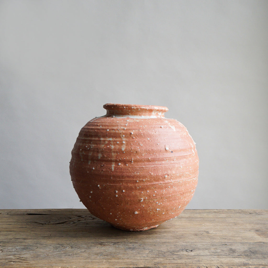 Shigaraki Tea Jar - 20th Century
