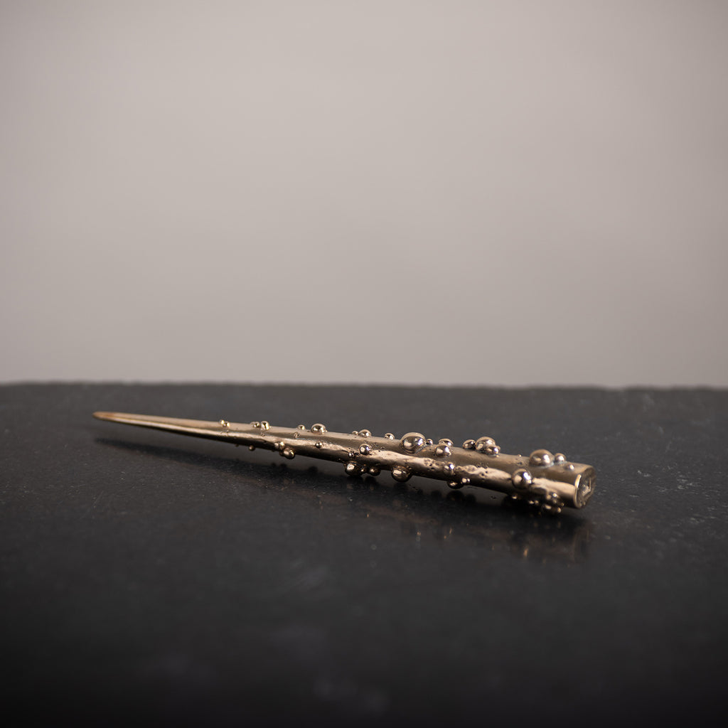 Made by Branch, Encrusted Spike Letter Opener