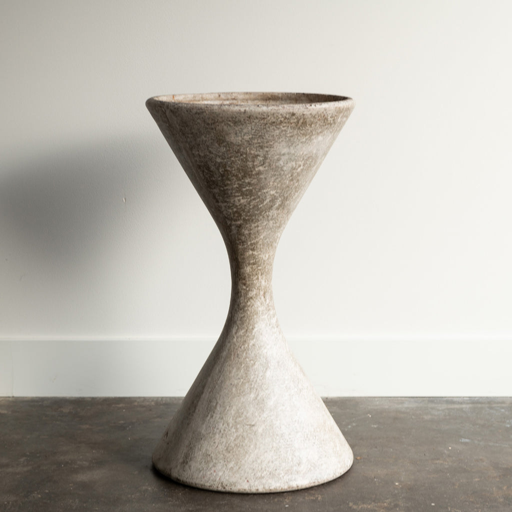 Willy Guhl Hourglass Planter