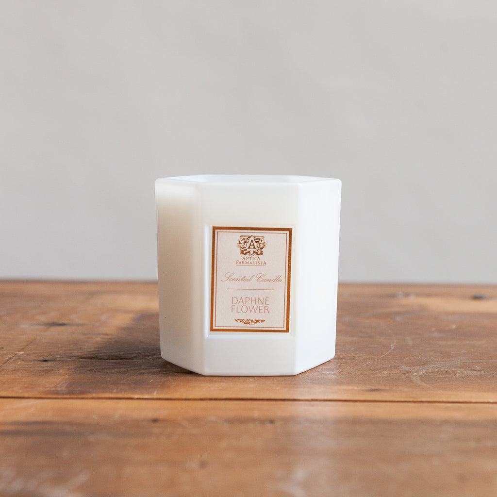 Hexagonal Candle (9oz) - Daphne