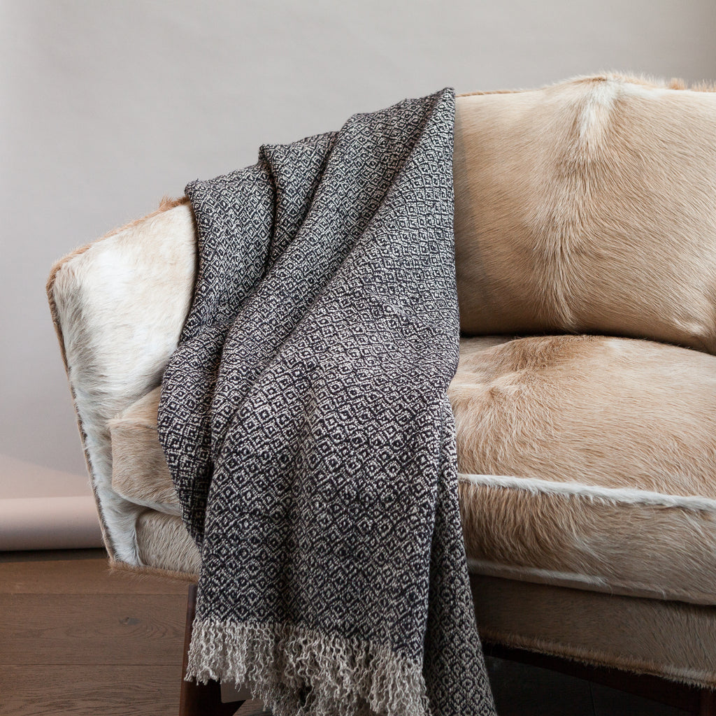 Linen Throw - Lounge 1199