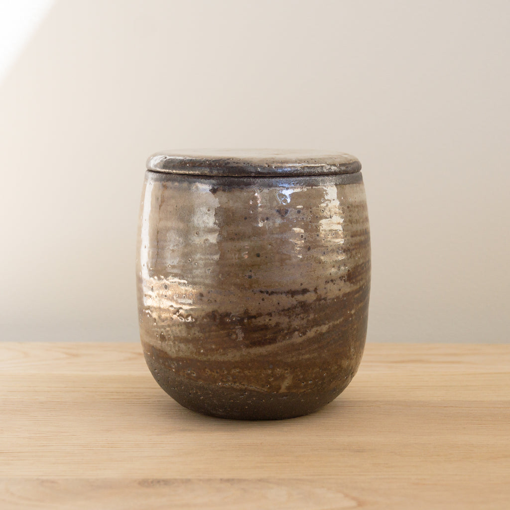 Lidded Jar #12