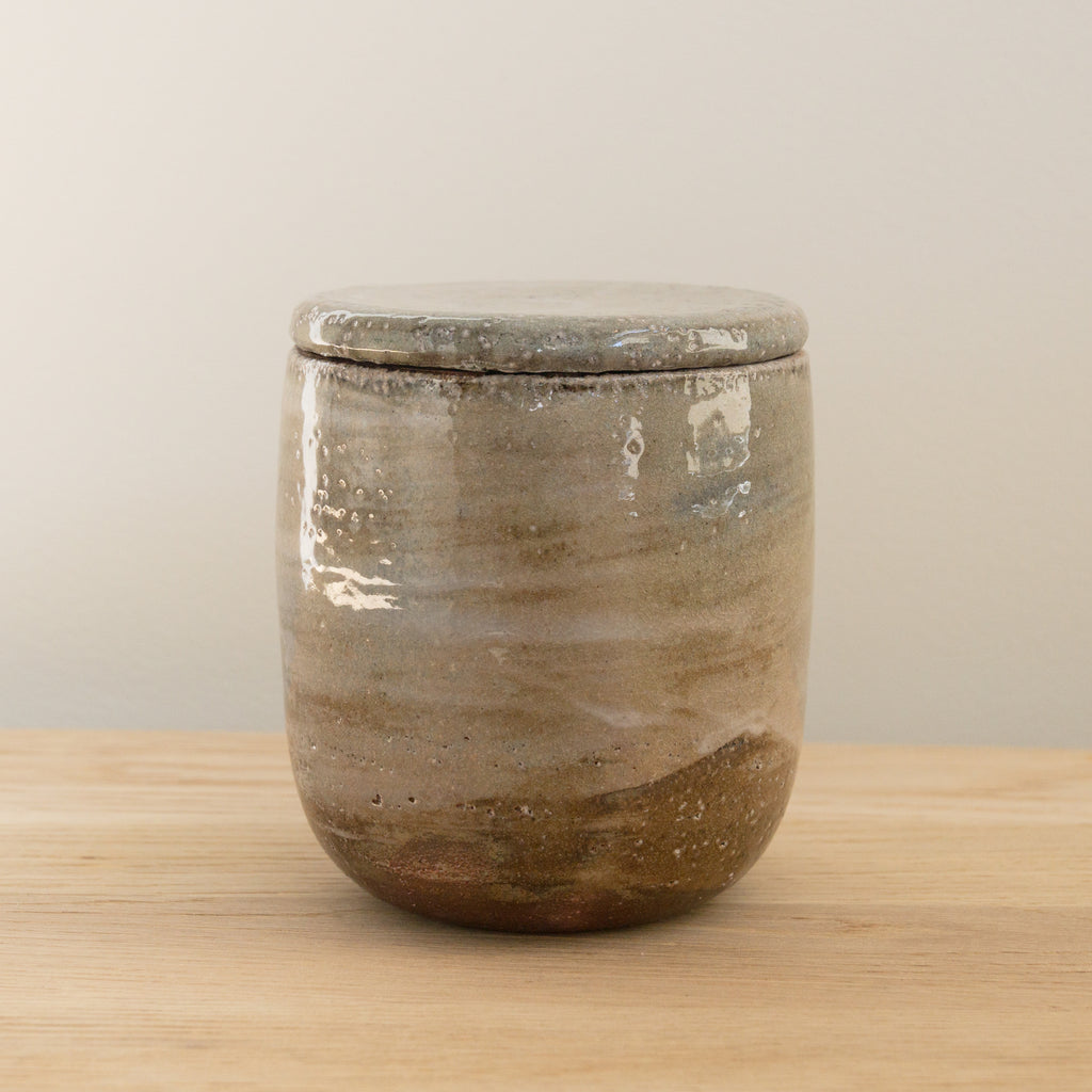 Lidded Jar #6