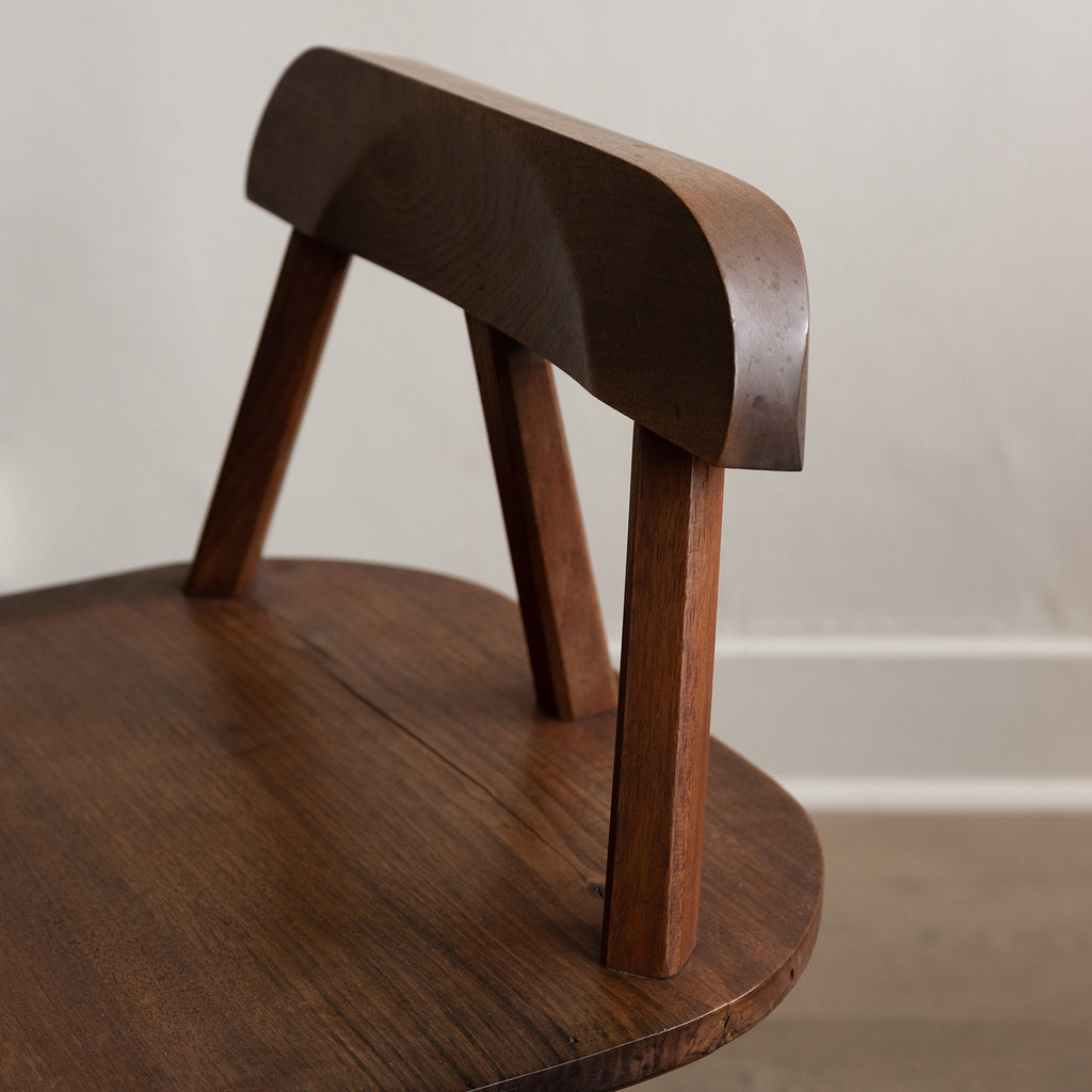 Nakashima Walnut Studio Chairs - c. 1955