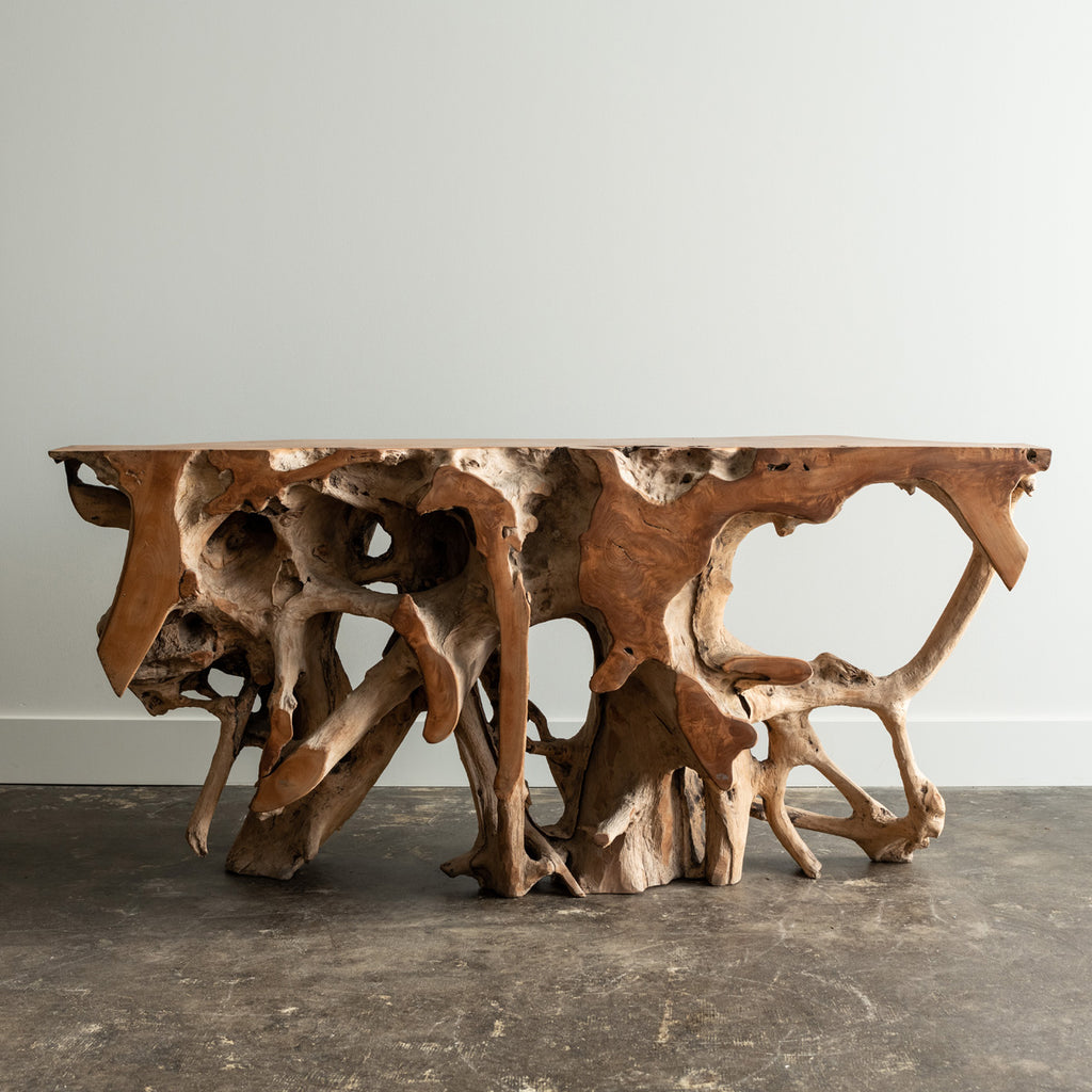 Teak Root Table I & II
