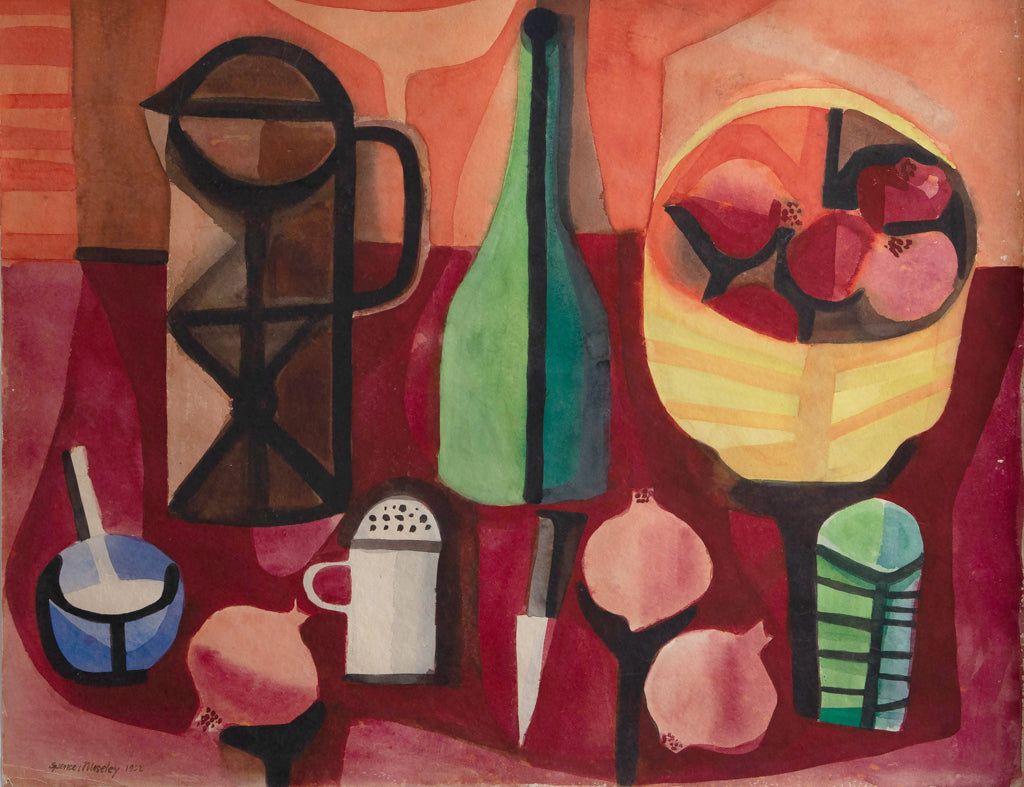 "Danny Pierce ""Still Life""  - C. 1952"