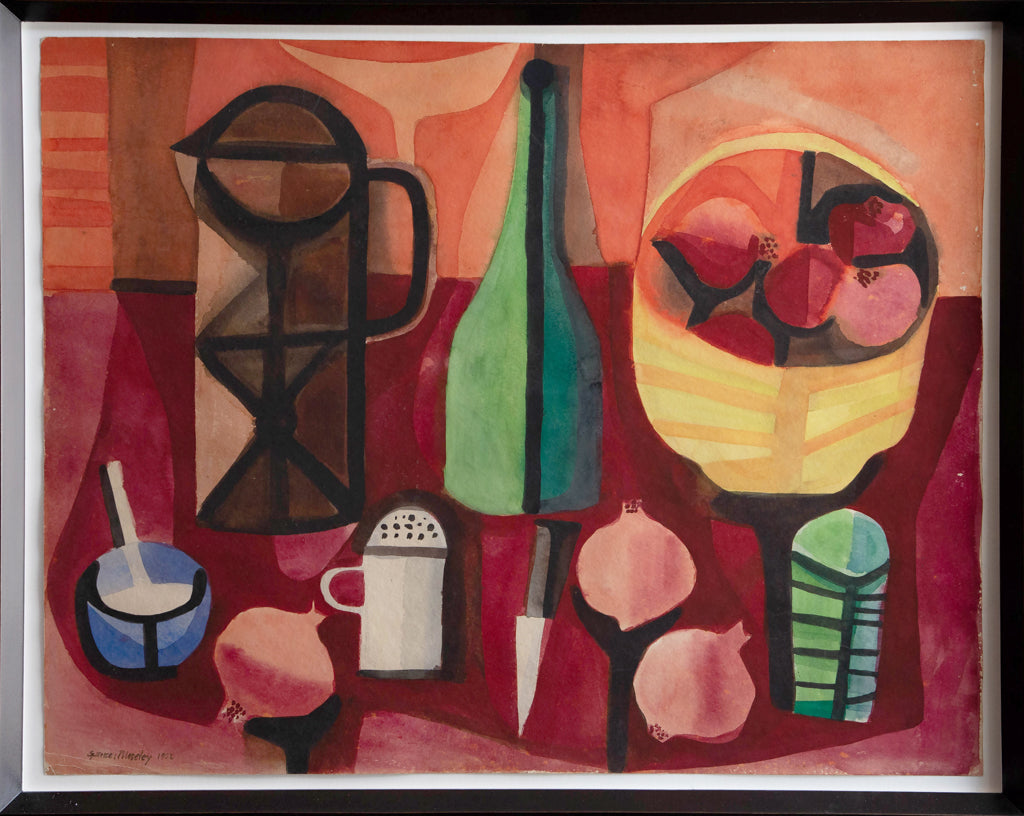 "Spencer Moseley ""Still Life""  - C. 1952"