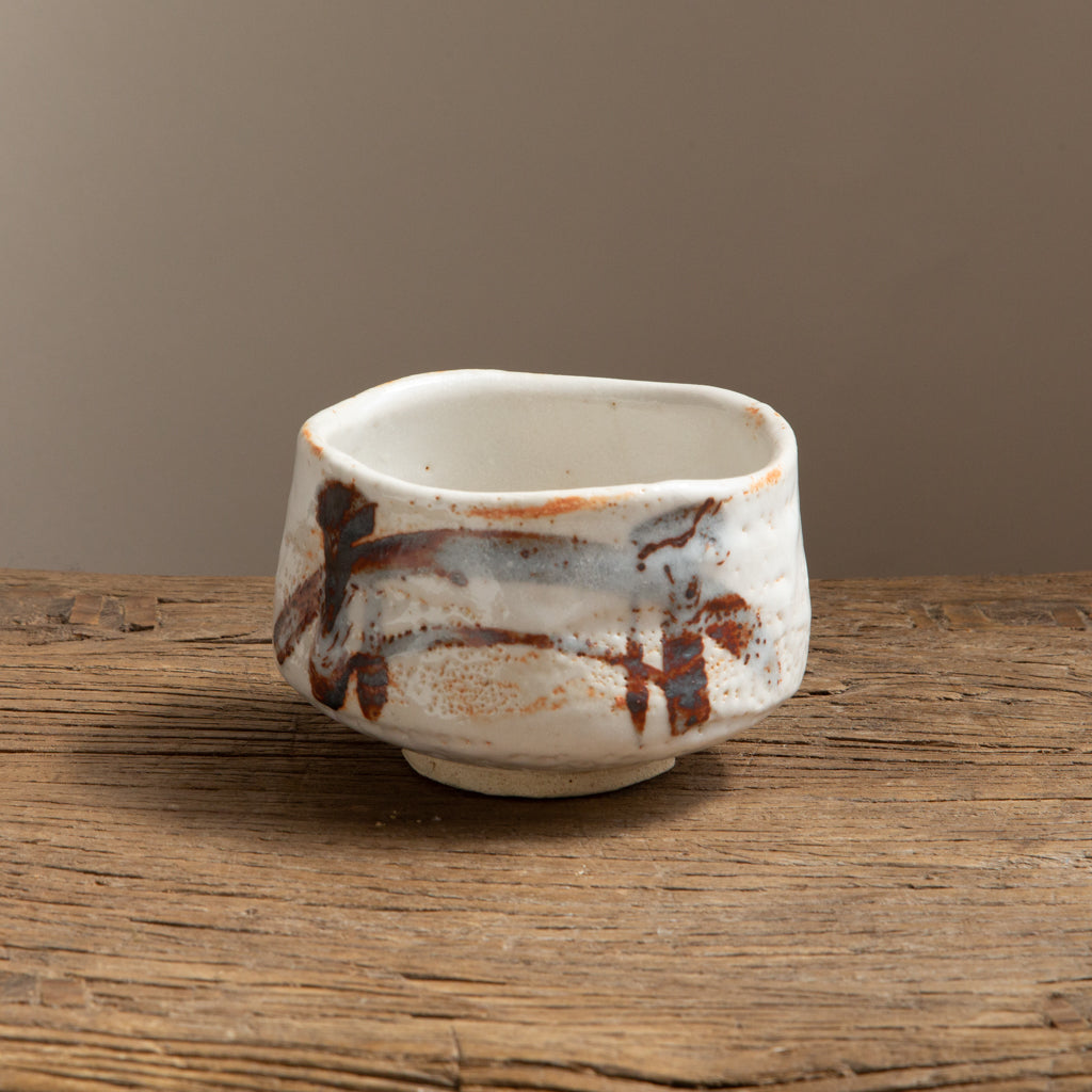 Shino Tea Bowl