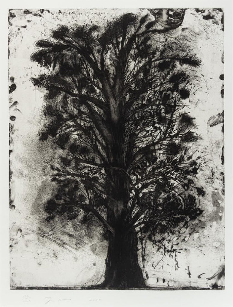 "Jim Dine ""Grow and Gore"" 2000"