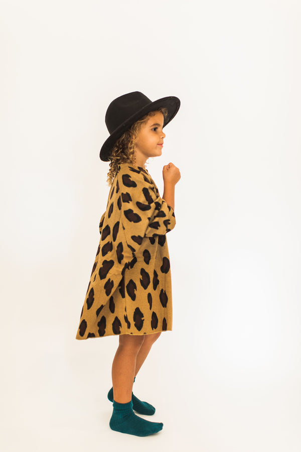 Tinsley Leopard Shirt Dress