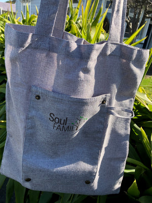 Reusable Hemp Shopping Bag