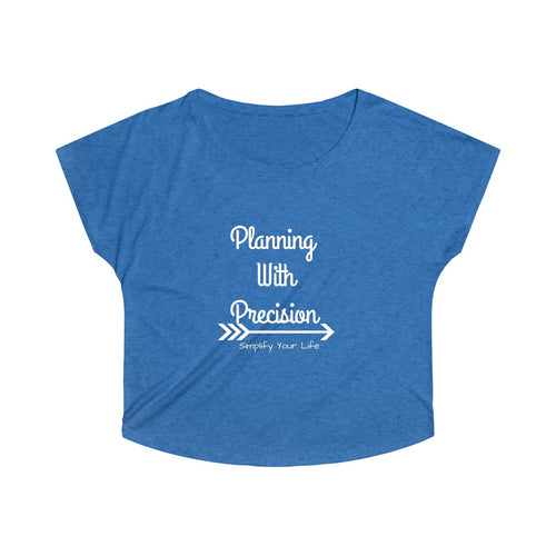 Women's Planning With Precision Logo Shirt