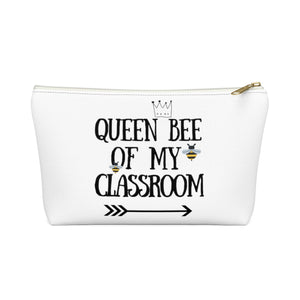Queen Bee Of My Classroom w T-bottom