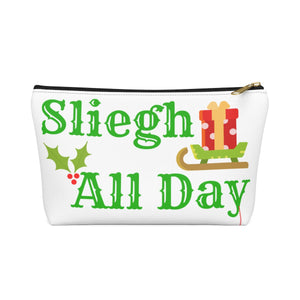 Sleigh All Day Pouch w T-bottom