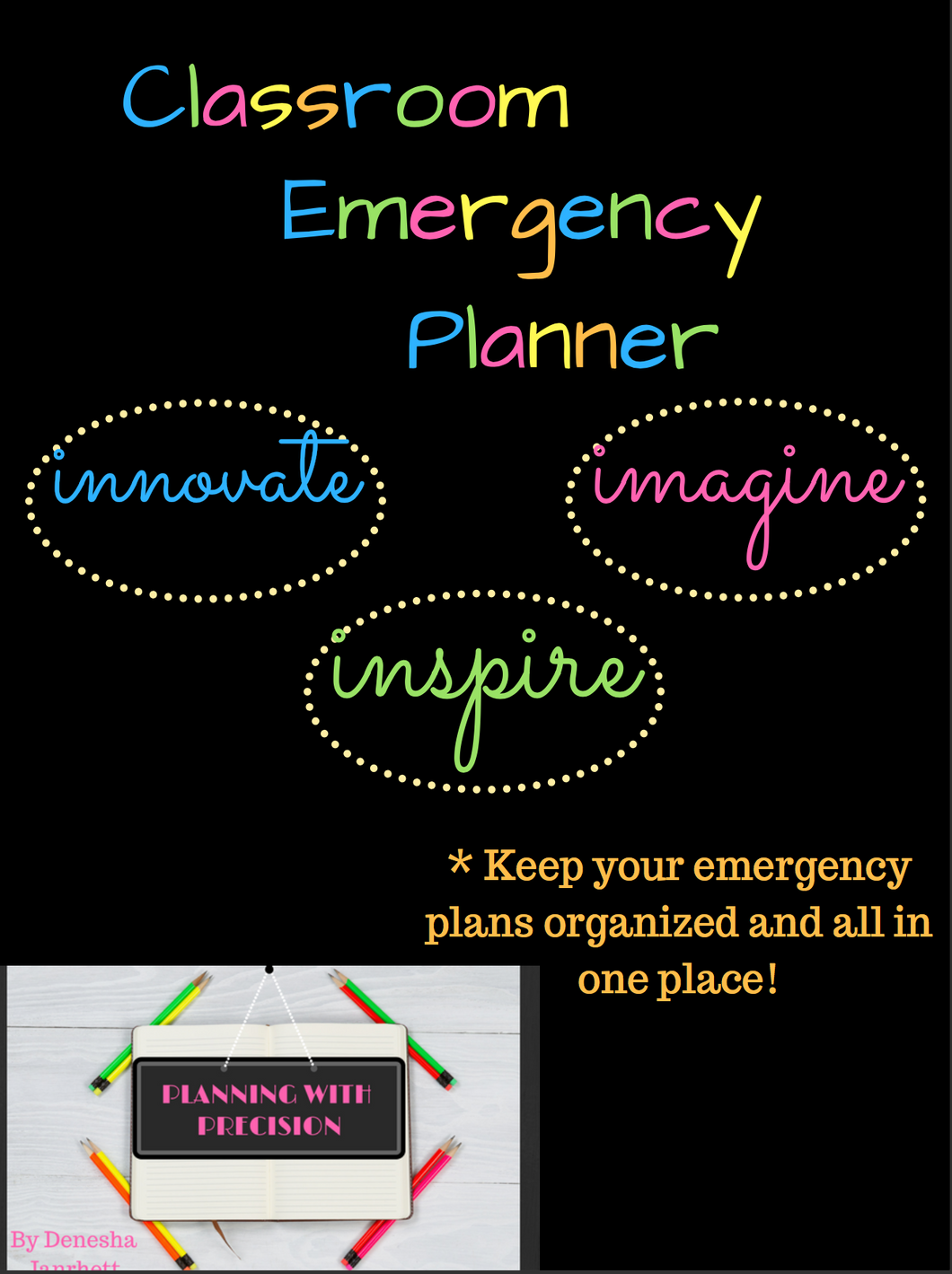 Classroom Emergency Planner