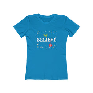 Believe Women's Tee