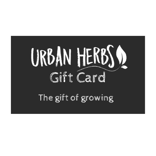 Urban Herbs Gift Card