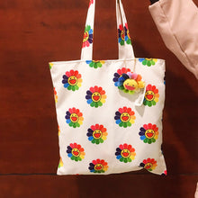 Load image into Gallery viewer, Sunflower Tote Bag