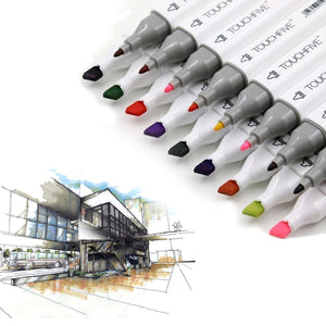 30 Color Set Architectural Markers
