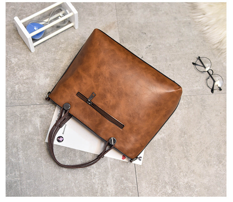 Casual Messenger Bag Large Capacity