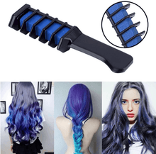 Load image into Gallery viewer, Magic Temporary Hair Color Dye Comb