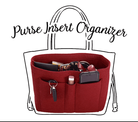 Handbag Organiser - Find Anything In Handbag Easily