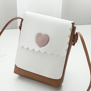 Mobile Phone Bags Leather Flap