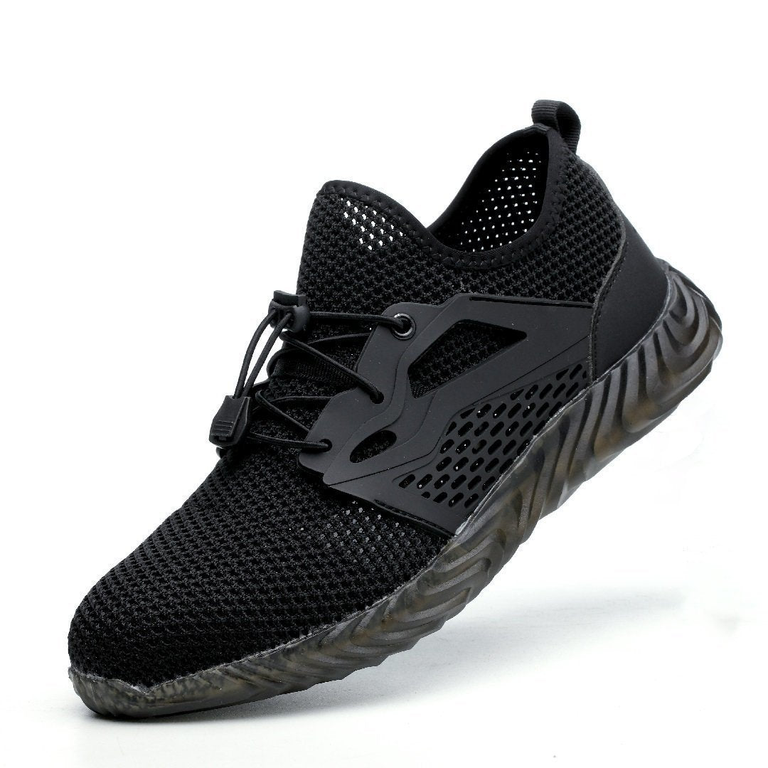 Safety Breathable Lightweight Sneakers For Men and Women