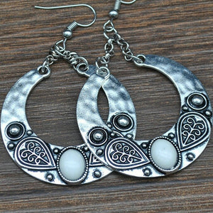 Boho Big Drop Earrings