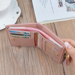 Patchwork Panelled Wallets