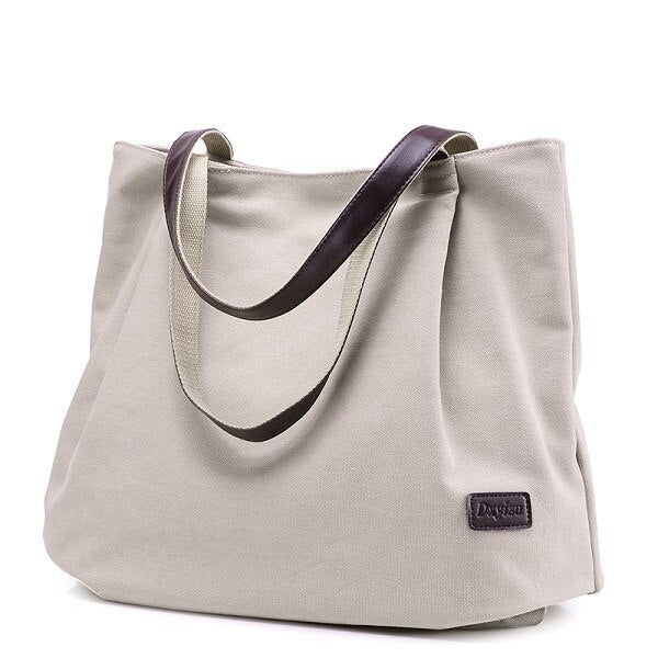 Large Capacity Canvas Bag