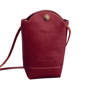 Zero Purse Bag PU Leather