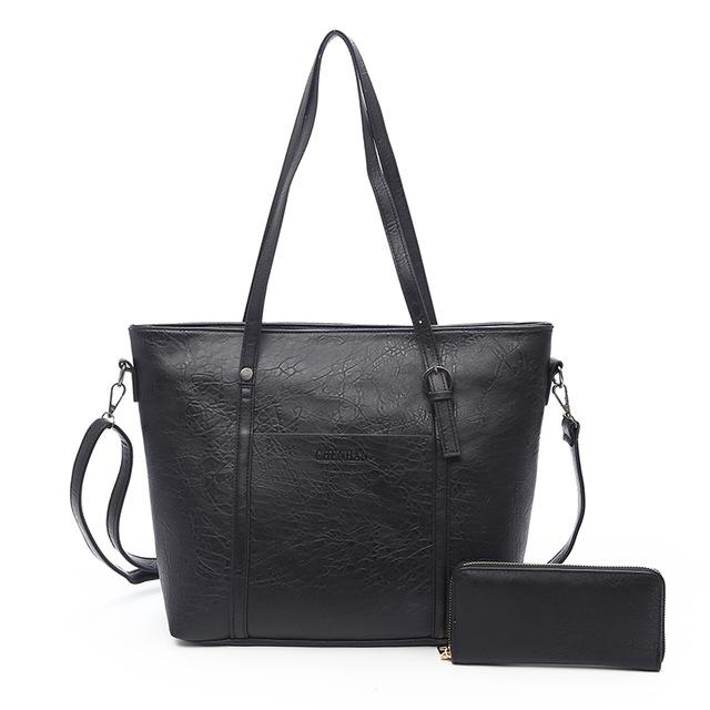 The Lauren Bag with FREE Wallet