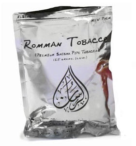 Romman Golden Shisha 125gm in Pouch
