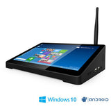 "Original PIPO X9 X9S 2GB+32GB Quad Core Mini PC Smart TV BOX Dual OS Windows 10 & Android 4.4 Intel Z8350 8.9""Tablet"