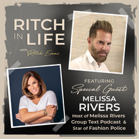 Melissa Rivers | Host of Melissa Rivers Group Text Podcast & Star of Fashion Police