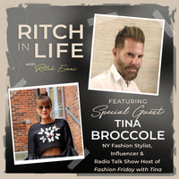 Tina Broccole | NY Fashion Stylist, Blogger & Radio Talk Show Host