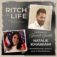 Natalie Khawam | Whistleblowing Lawyer & Host of Whistleblower