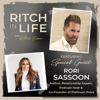 Rori Sassoon |  Author, Relationship Expert, Podcast Host & Co-Founder of Platinum Poire
