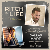 Dallas Hart | Actor, Musician & Heart Throb