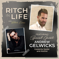 Andrew Gelwicks | Celebrity Stylist and Author