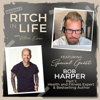 Bob Harper | Health and Fitness Expert and Bestselling Author (Part 1)