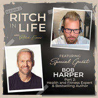Bob Harper | Health and Fitness Expert and Bestselling Author (Part 2)