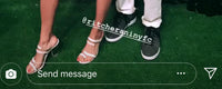 "Jen Atkin, ""Dose of Colors Event"" wearing the Carmen Mules July 17, 2018"