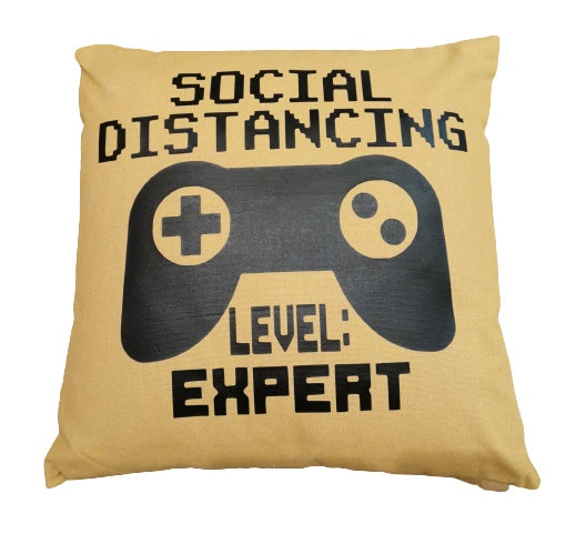 Coussin collection gamer