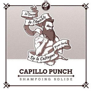 SHAMPOING SOLIDE - CAPILLO PUNCH